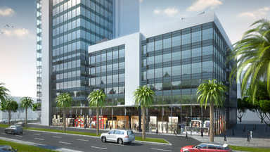 Construction of a parking and retail extension for Al Reziza Tower at Al Khobar – 8000 m2